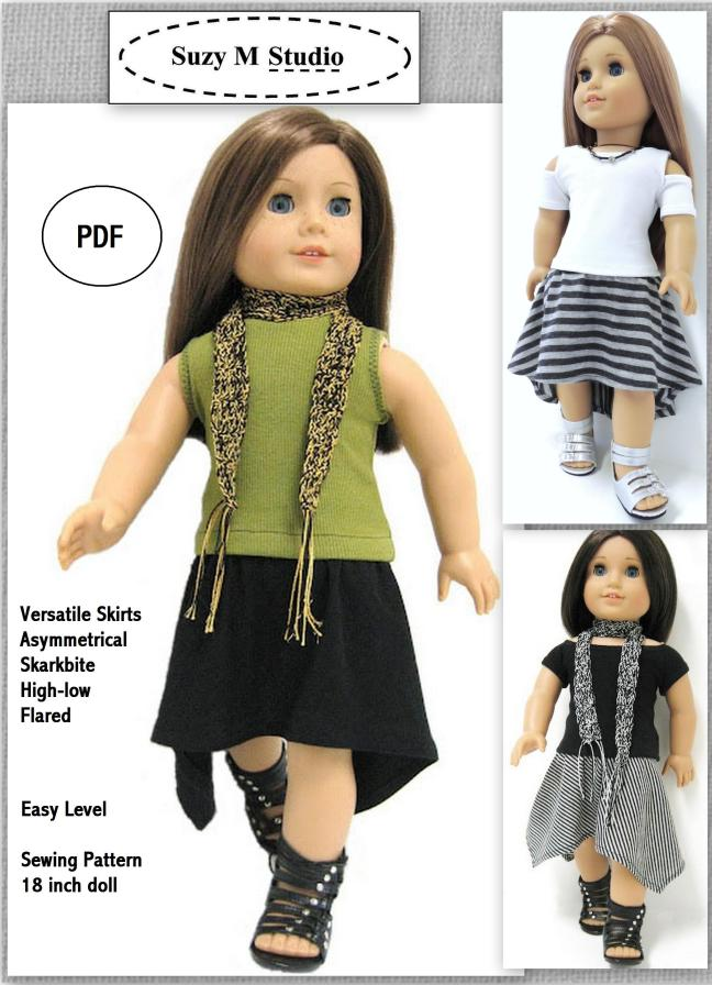 Free 18 Inch Doll Patterns To Sew Wooden Plans wood making project ...
