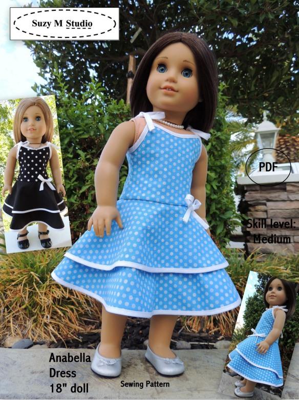 Anabella Dress PDF