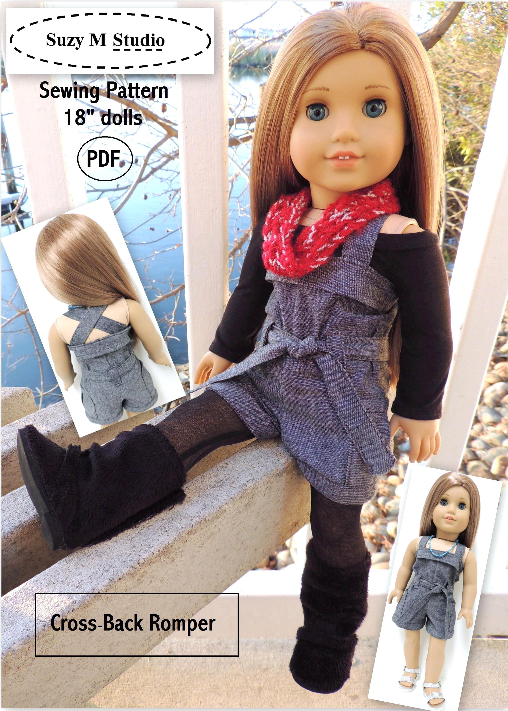 Free 18 Inch Doll Patterns Cool Design