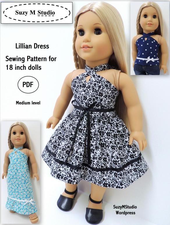 Lillian Dress Pattern