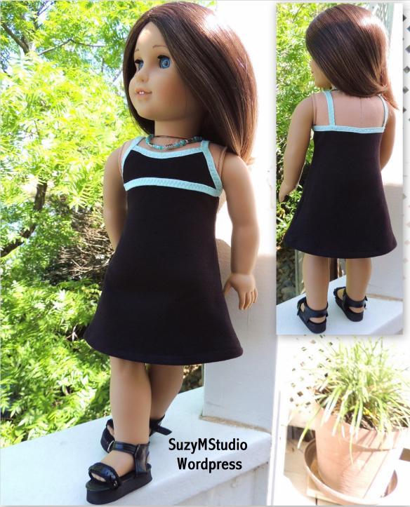 Mini Maxi Dress SuzyMStudio