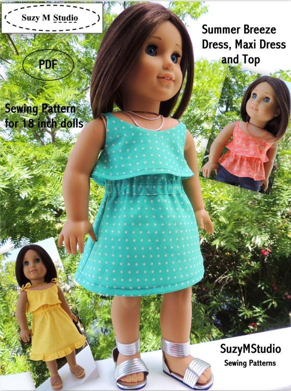 Summer Breeze Dress Pattern