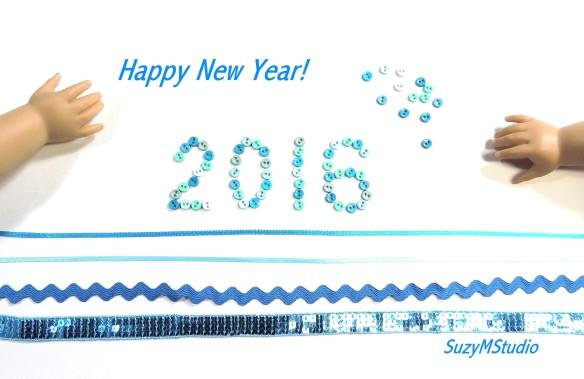 Happy New Year SuzyMStudio