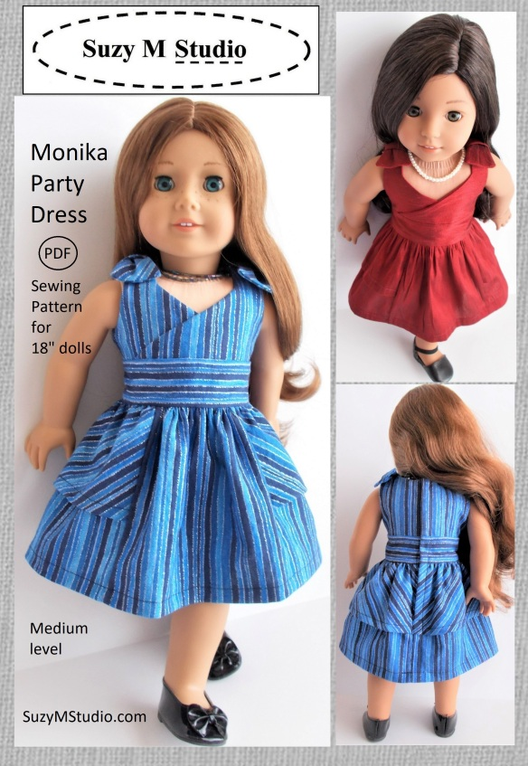 Monika Party Dress SuzyMStudio